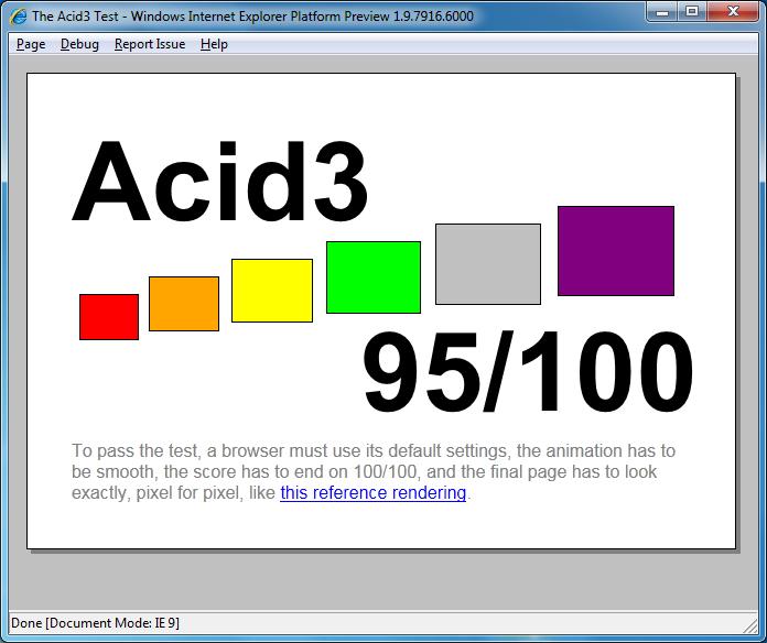 0101.vn - Microsoft phát hành bản dùng thử IE9