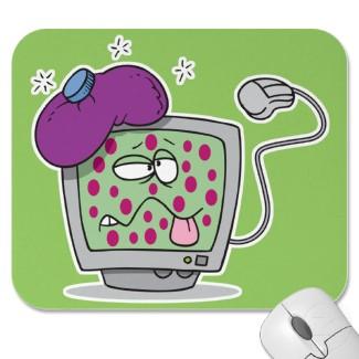 0101.vn -  Cách nhận biết máy tính bị lây nhiễm virus