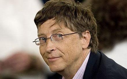 0101.vn - Bill Gates lập website riêng
